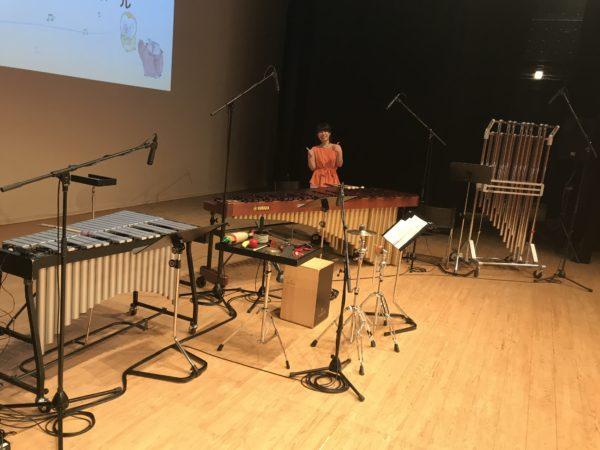 打楽器たち