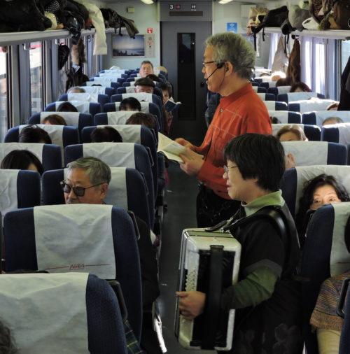 うたごえ列車2号車3