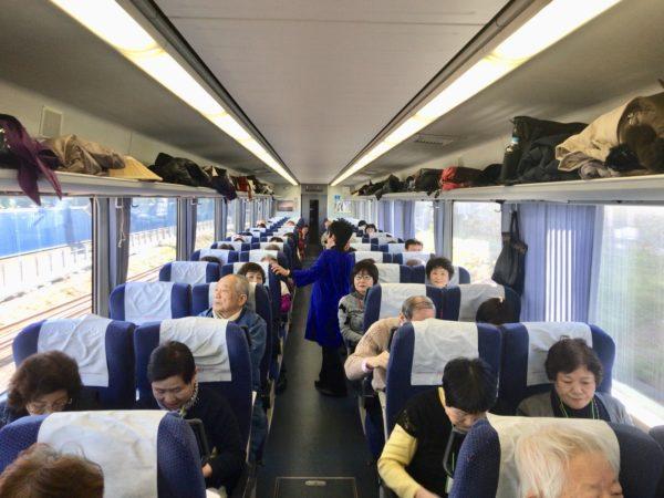 うたごえ列車2号車1