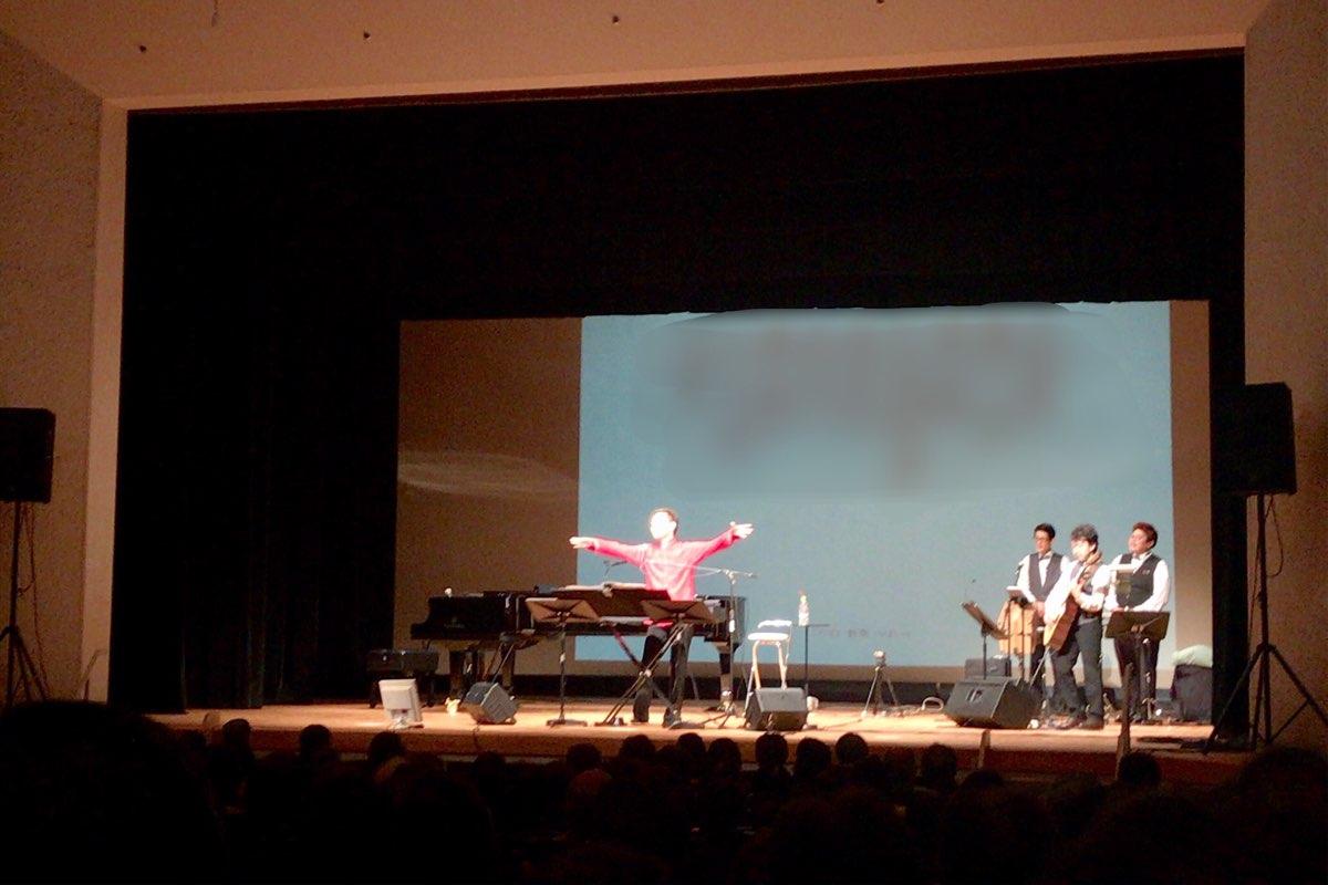 杉山公章さんの歌声コンサート