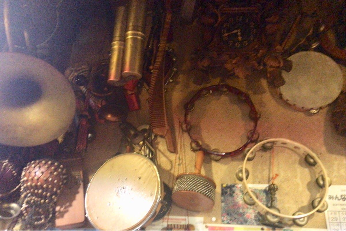 家路にある楽器2